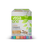 Vega One All In One Nutritional Shake Box of 10 Single Packs Coconut Almond | 838766105445