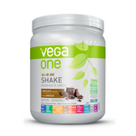 Vega One All In One Nutritional Shake Small Tub  Chocolate | 838766105253