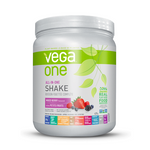 Vega One All In One Nutritional Shake Small Tub Mixed Berry | 838766105260