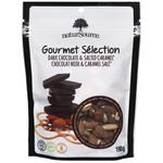 NaturSource Gourmet Sélection Dark Chocolate & Salted Caramel 190g | 068110032045
