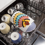 Now Designs Tommy Turkey Swedish Dishcloth | 064180275757