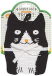 Now Designs Crochet Trivet - Cooper Cat | 064180245415