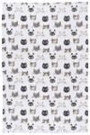 Now Designs Dishtowel - Cats Meow | 064180242223