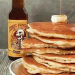 Sinister Labs Panic Panckakes Sugar Free Syrup, Maple Madness 12oz   853698007451