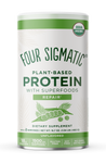 Four Sigmatic Plant-Based Protein with Superfoods Repair - Unflavoured 15 servings 480g | 816897021598