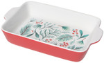 Now Designs Bough & Berry Decal Baking Dish 1.3 Quart | 64180275511