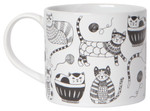 Now Designs Purr Party Mug In A Box 414mL   64180268322