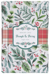Now Designs Bough & Berry Printed Tablecloth 60 x 60 inch | 064180275641