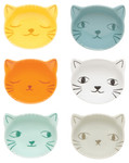 Now Designs Purrfect Pinch Bowl - Set of 6 | 064180259382