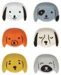 Now Designs Puppy Love Pinch Bowl Set of 6 | 64180275764