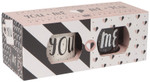 Now Designs You & Me Diner Mug Set of 2 | 64180268407