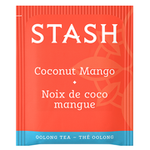 Stash Tea Coconut Mango Oolong Tea 18 Bags |  077652083552