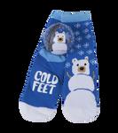Little Blue House by Hatley Kids Socks in Ball Snow Bear  671374156732