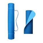Relaxus Eco Yoga Mats - Bristol Navy / Blue   709428   628949094289