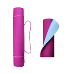Relaxus Eco Yoga Mats - Orchid / Sky Blue   709427   628949094272