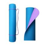 Relaxus Eco Yoga Mats - Ocean / Violet | 709425 | 628949094258