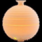 Relaxus Aromatherapy Essentials Aroma Mist Vase Ultrasonic Essential Oil Diffuser   628949071358