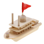 Relaxus  Boat Model Kit | 525115-B