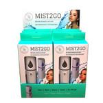 Relaxus Beauty Mist2Go Mini Nano Atomizer & Diffuser   REL-517250   0628949072516