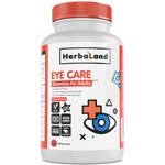 Herbaland Gummies for Adults Eye Care 90 Gummies | 813523000385