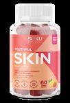 SUKU Vitamins Youthful Skin (Hydrolyzed Marine Collagen, Vitamins & Minerals) - Strawberry Lemon Flavour 60 Gummies | 628176472218