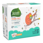 Seventh Generation Free & Clear Training Pants - 2T-3T 25 count | 732913440566