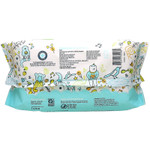 Seventh Generation Free & Clear Baby Wipes - Flip-Top Dispenser 64 count   732913342082