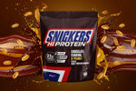 Snickers Whey Protein - Chocolate Caramel Peanut 875 g | 5060402909283