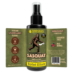 Turdcules Sasquat Toilet Elixir Label