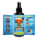 Turdcules Turdpedo Toilet Elixir 2 fl/oz Label