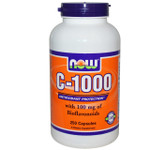 Now Foods C-1000 with 100mg Bioflavonoids | 733739806925