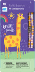 Me to We Safari Cute Critter Rafiki Bracelet- Gentle Giraffe | 628499071396