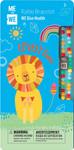 Me to We Safari Cute Critter Rafiki Bracelet- Lovely Lion | 628499071402