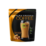 Chike Nutrition High Protein Peanut Butter Iced Coffee-Bag 448 g | 185689000487