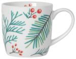 Now Designs 12 oz Porcelain Mug - Bough & Berry | 064180275467
