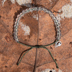 4Ocean Leatherbacks Kale Green Bracelet | 854600008269