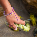 4Ocean Monk Seal Purple Bracelet | 854600008191