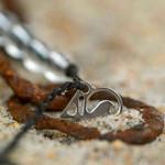 4Ocean Shark Conservation Black Bracelet | 854600008115