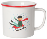 Now Designs Snow Much Fun Heritage Mug 14 oz  | 064180259573