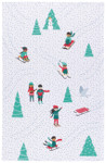 Now Designs Snow Much Fun Dishtowels Set of 2 | 064180259603