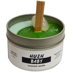 Naturally Vain Hush Baby Candle