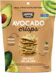 Hippie Snacks Avocado Crisps - Sea Salt 70 g |625691140028