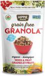 Hippie Snacks Grain Free Granola Organic Seeds & Fruits 220g   625691103054