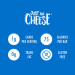 Just the Cheese Grilled Cheese Bars 22 g | 740505449514