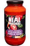 Neal Brothers Pasta Sauce - Tuscan Vegetables 680 ml | 056932502105