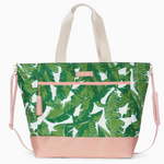 Logan and Lenora Weekender Tote Palmtastic