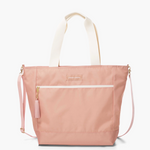 Logan and Lenora Daytripper Tote Rose