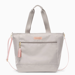 Logan and Lenora Daytripper Tote Grey