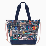 Logan and Lenora Daytripper Tote Marrakech