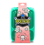 Goodbyn Hero with Dipper Set - Neon Aqua | 855705005603